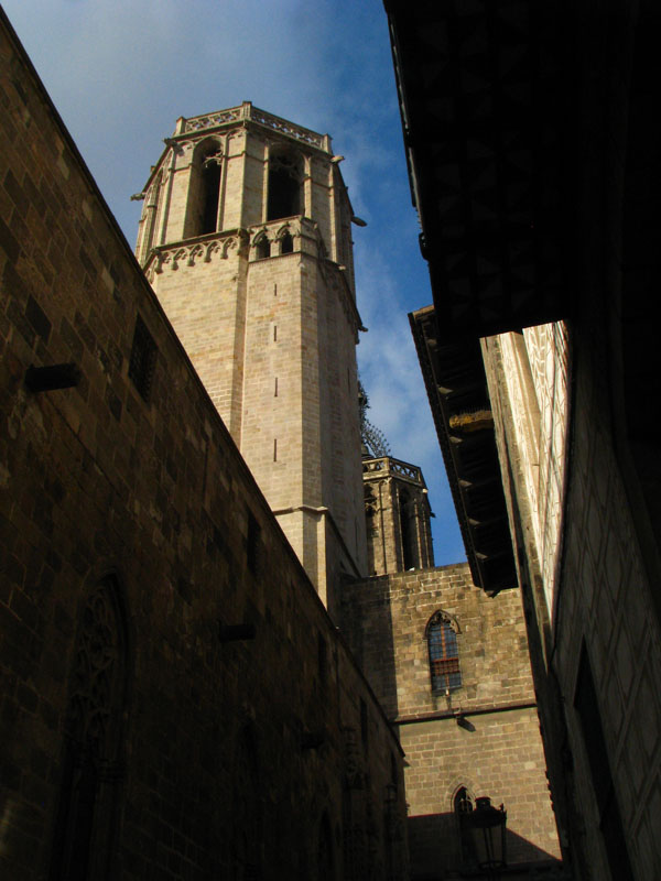 cestou ke katedrále