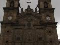 město katedrál a kostelů