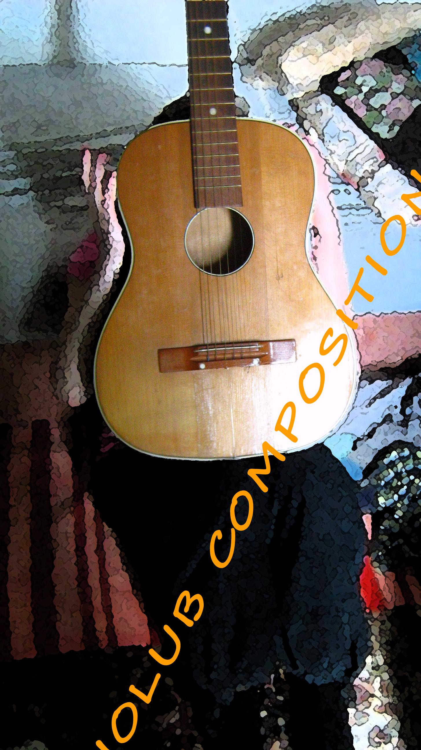kytarová láska