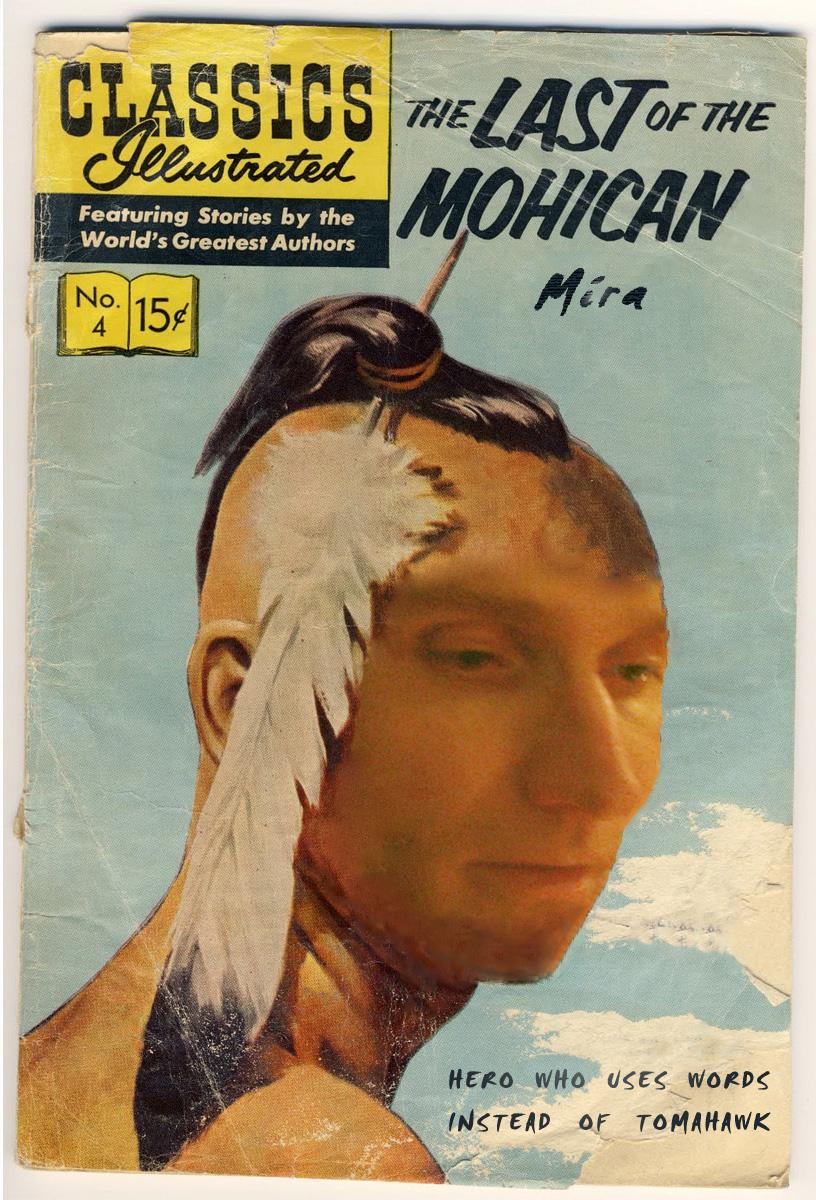 Míra Mohican