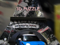 promo na 3D puzzle