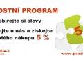 plakátek věrnostní program