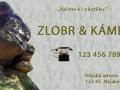 vizitka Zlobr and Kámen