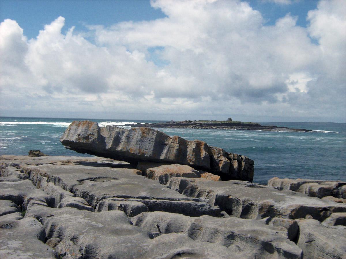 útesy před Doolinem
