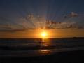 čekání na západ slunce