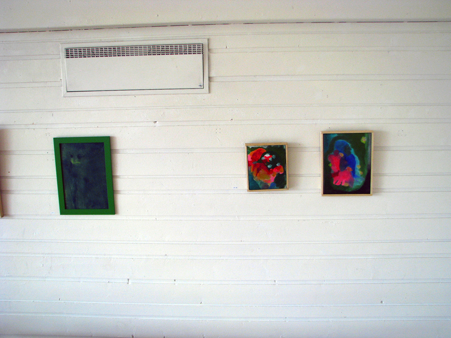 výstava v Nikkaluoktě