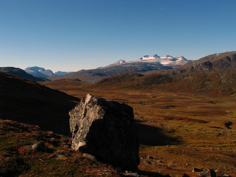 pohled do Norska