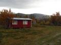 Sámská vesnice