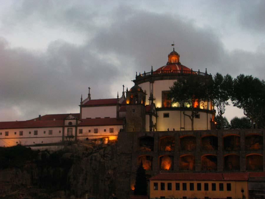 pohled na palác