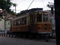 klasická tramvaj