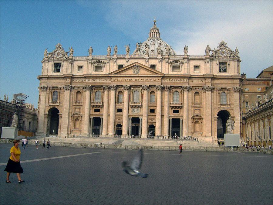 katedrála Svatého Petra