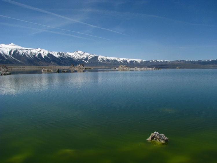 jezero hvězd