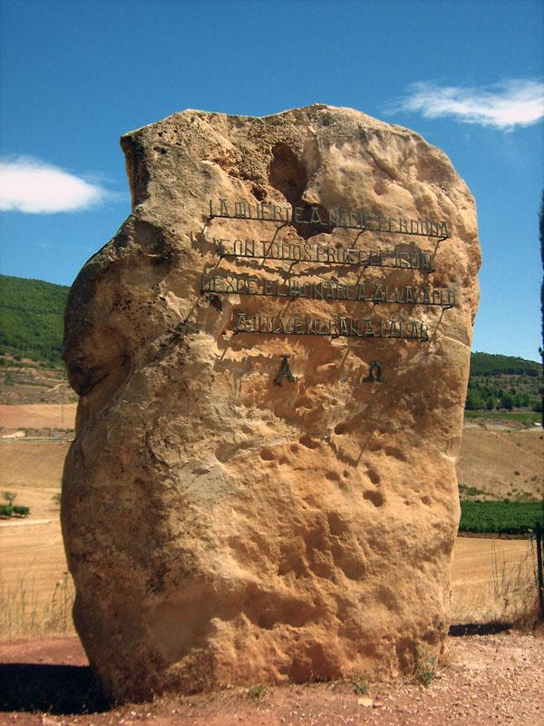 Původně menhir?
