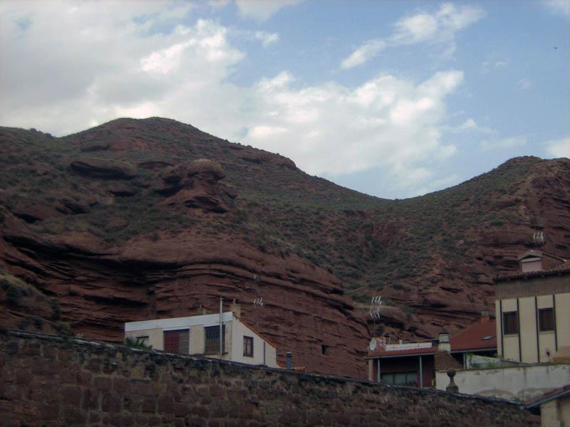 skalní zákoutí