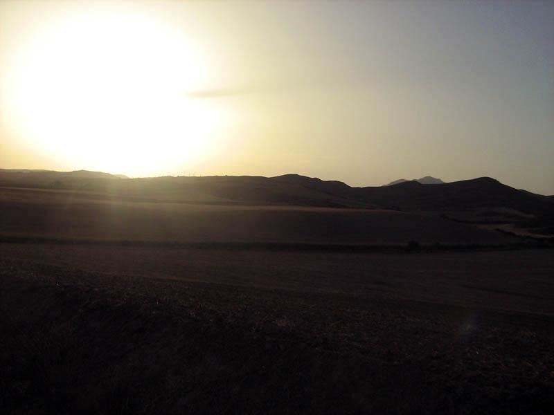 jedna z nejkrásnějších věcí v životě - západ a východ slunce