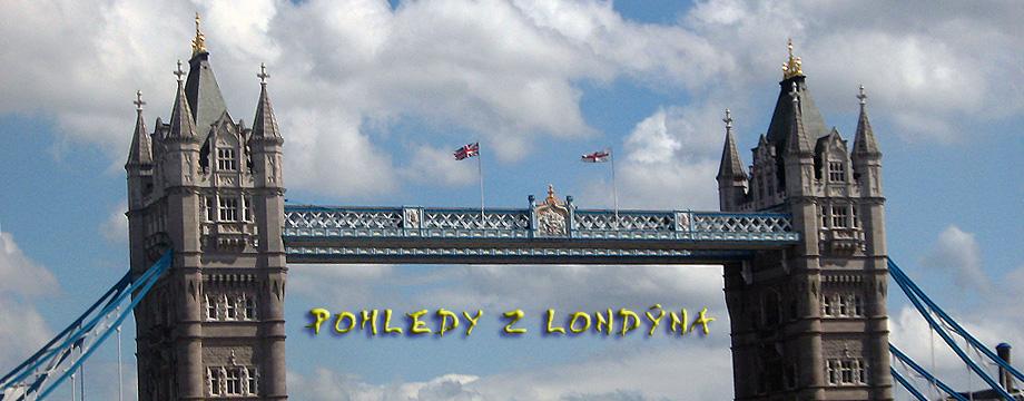 pohledy z Londýna