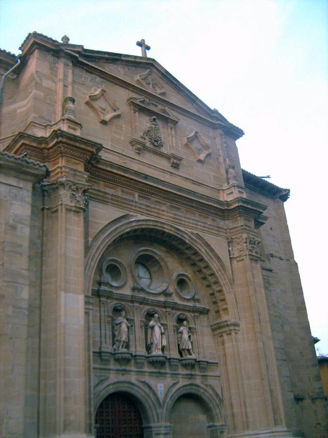 katedrála v St. Domingo de la Calzada