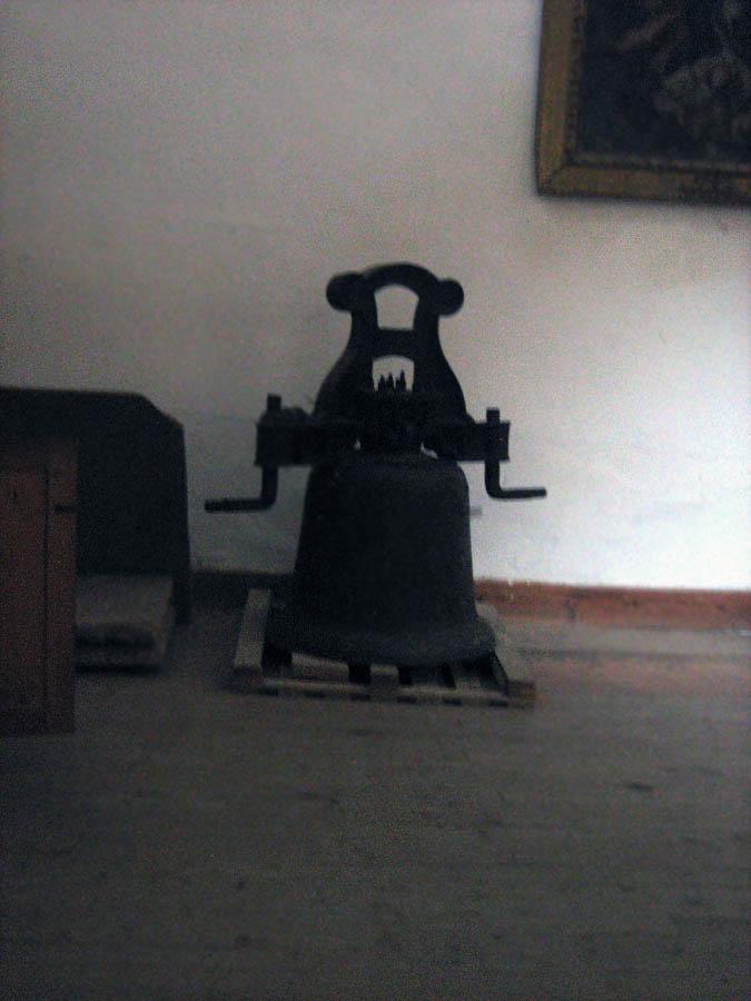 v místním kostele